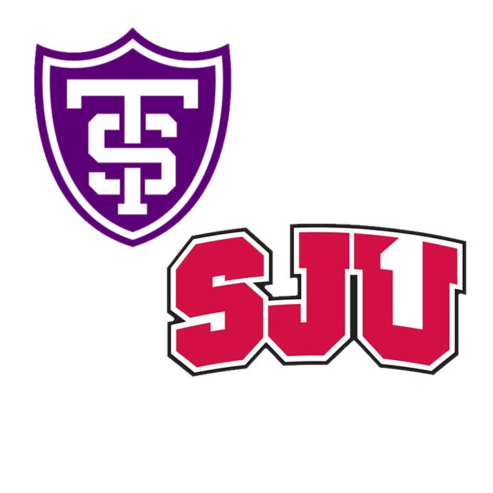 Men's basketball live updates: St. Thomas vs. St. John's