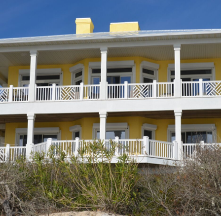 Spring is coming with St. George Island Tour of Homes