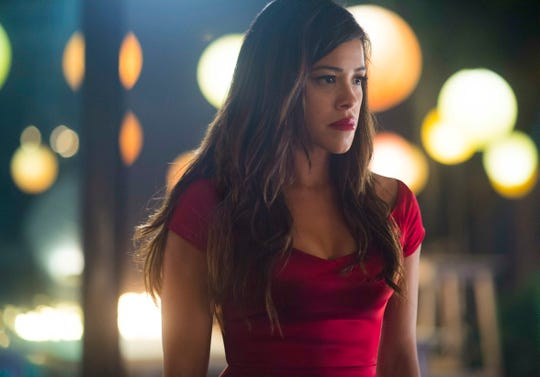 "This image released by Sony Pictures shows Gina Rodri­guez in a scene from ""Miss Bala."""