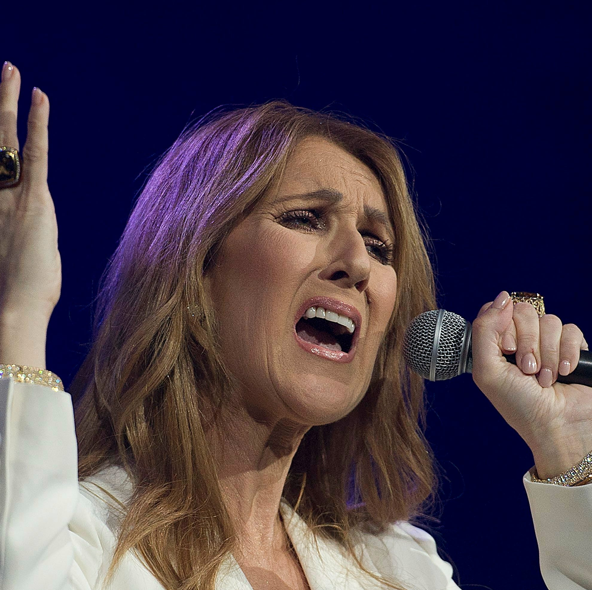 Celine Dion coming to FedExForum in 2020
