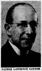 Lawrence Gaynor, April 9, 1944.