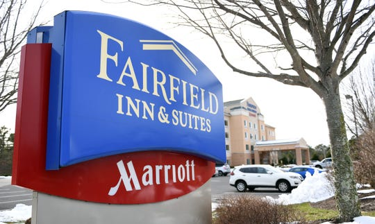 The Fairfield Inn & Suites by Marriott at 301 Bluebird Lane in Millville pictured here on Friday, Jan. 19, 2019.