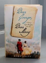 "Journalist Mary Calvi has written a new book, called ""Dear George, Dear Mary: A Novel of George Washington's First Love""."