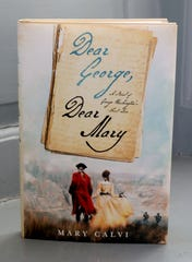"Journalist Mary Calvi has written a new book, called ""Dear George, Dear Mary: A Novel of George Washington's First Love""."