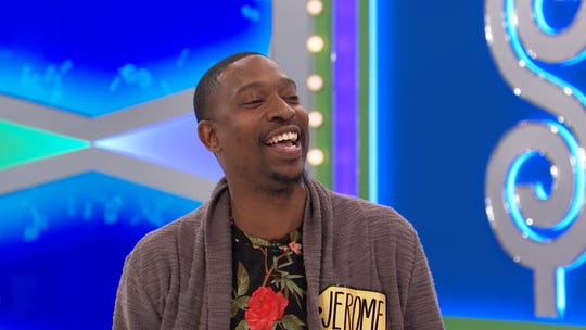 """Wilmington's Jerome Brown Jr. will appear on """"The Price Is Right"""" Friday -- one week after another Delawarean won the game show's final showcase round."""