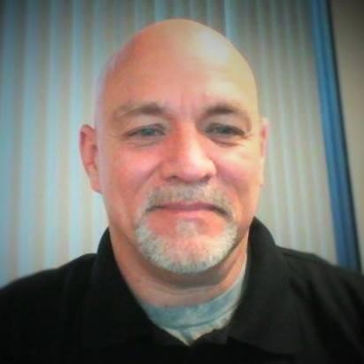 New Lexington Fire Chief Jim Fain