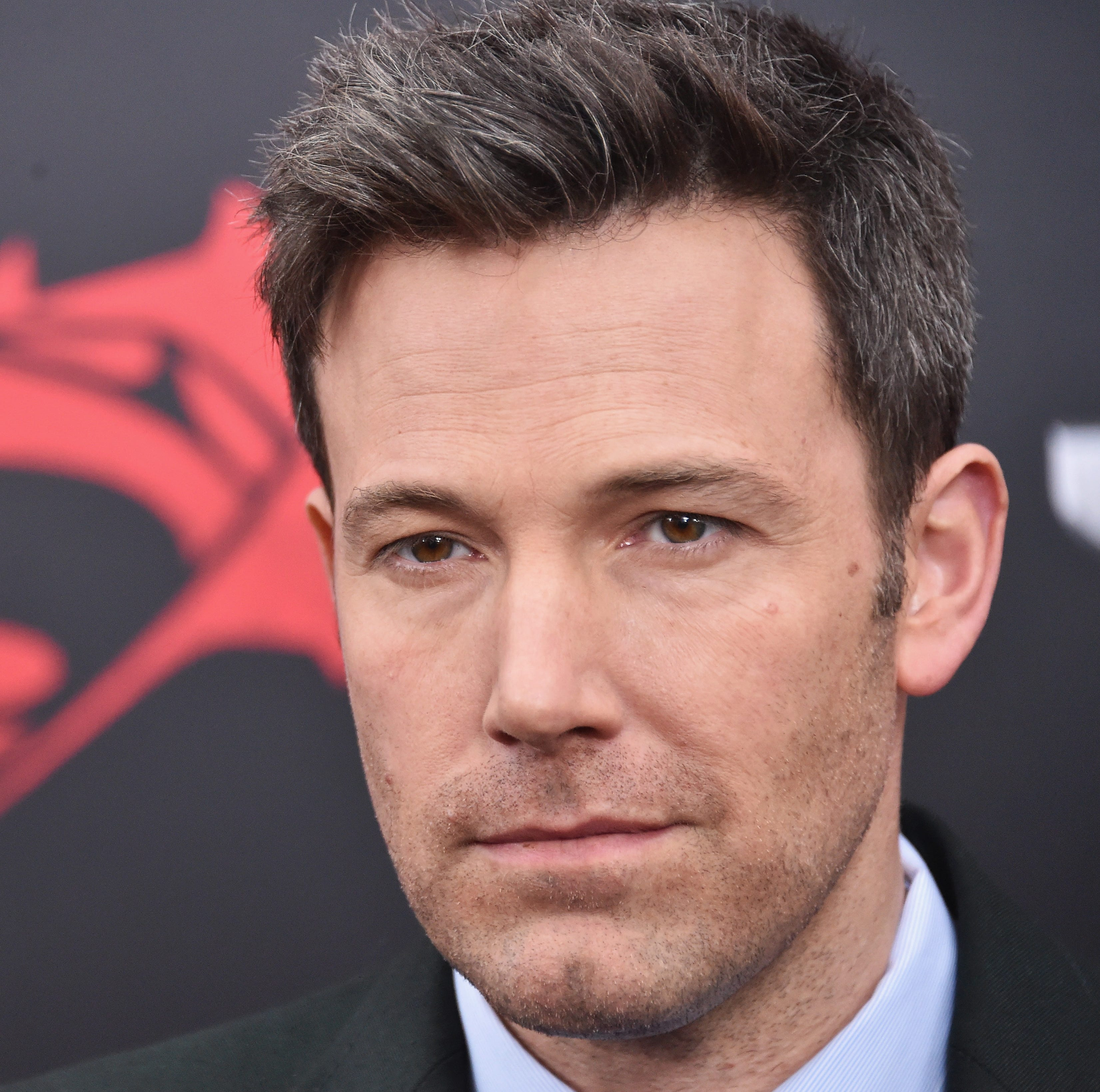 "Ben Affleck attends the ""Batman v. Superman: Dawn of Justice"" premiere in New York in 2016."