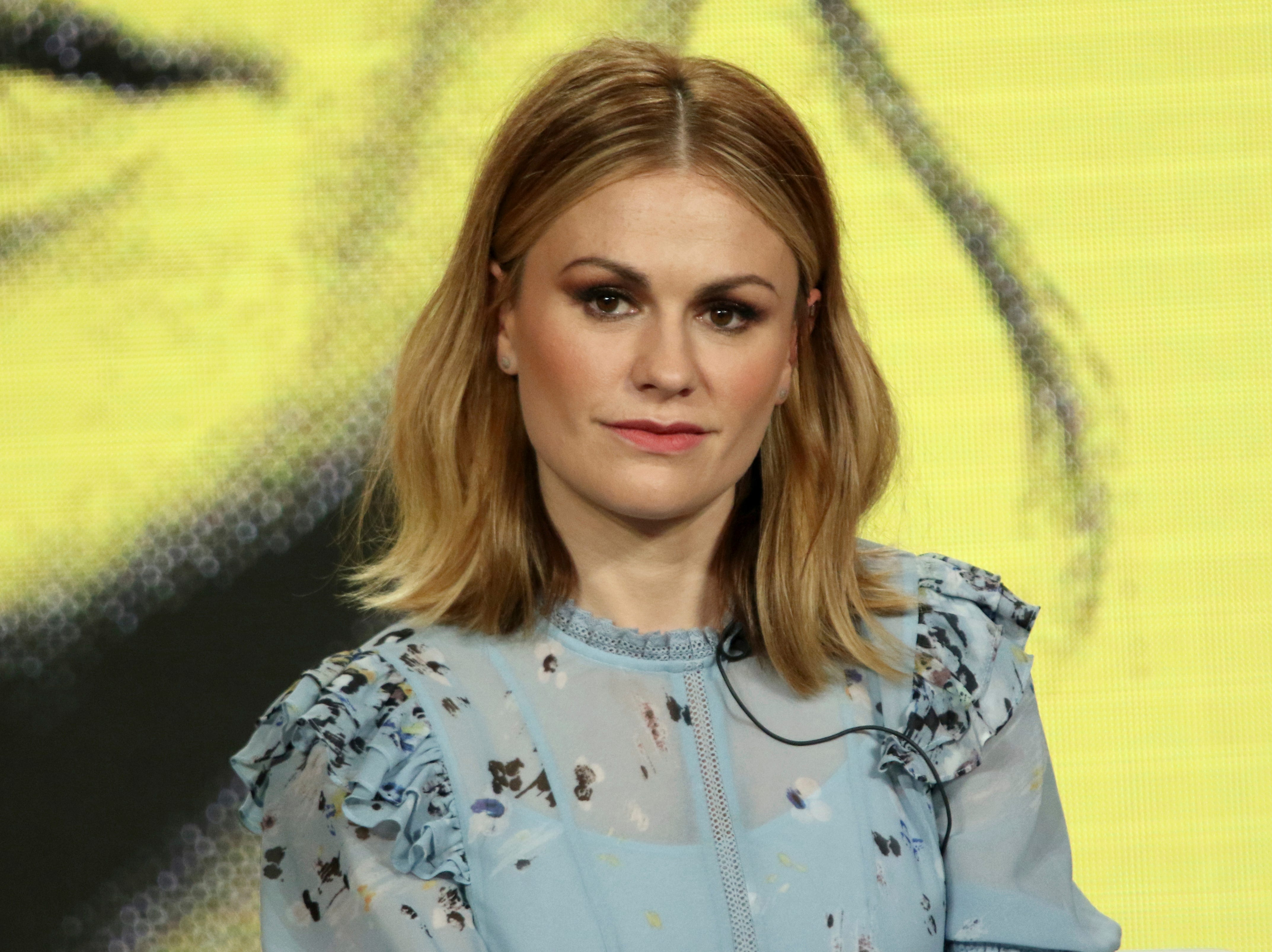 """Anna Paquin stars in the new Pop TV show """"Flack."""""""