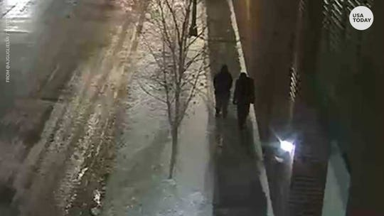 "The Chicago Police Department released surveillance images of two people who may be connected to an alleged attack on""Empire"" star Jussie Smollett."