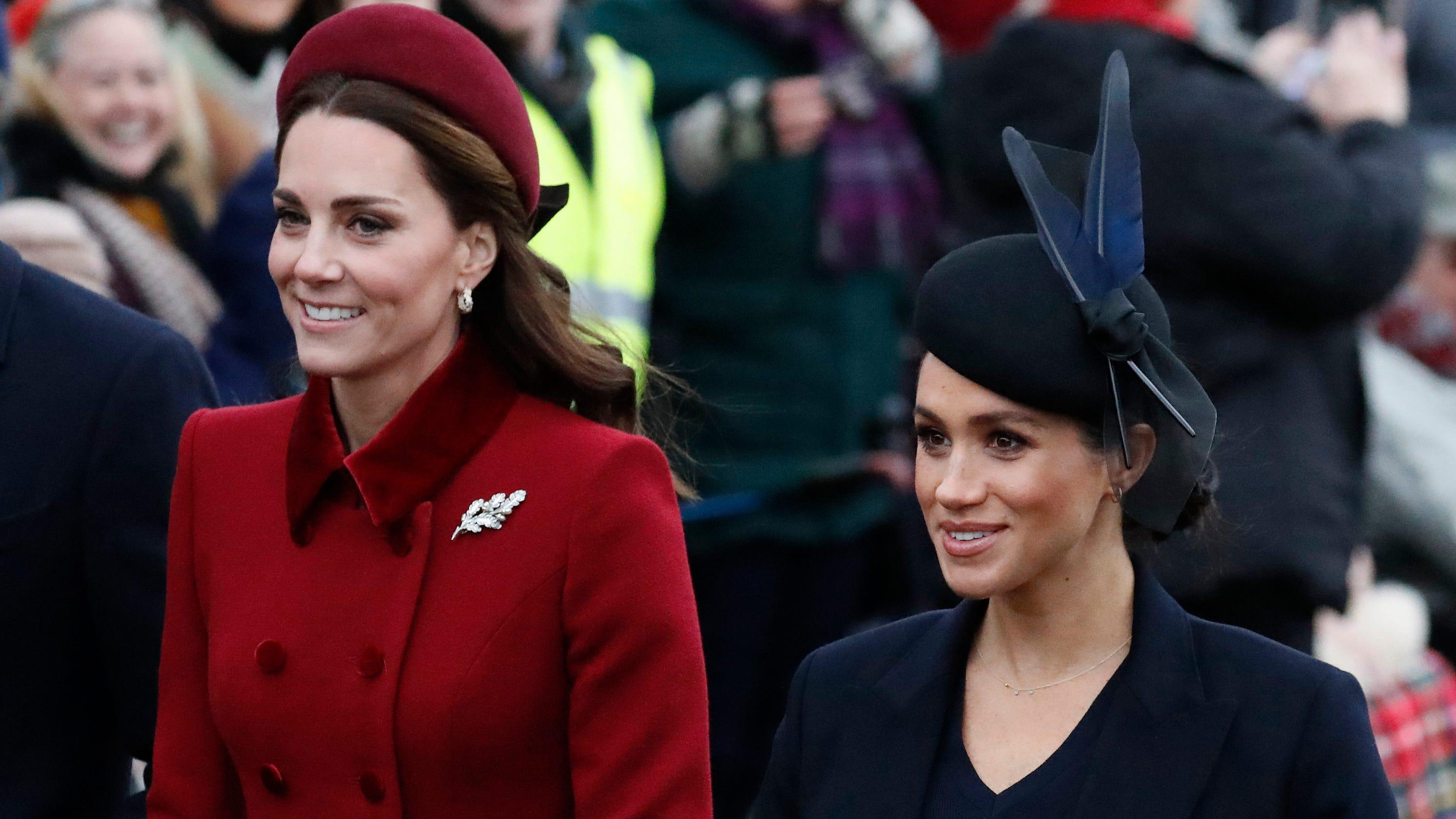 Kate V Meghan Princesses At War Investigated Rumored Royal Feud