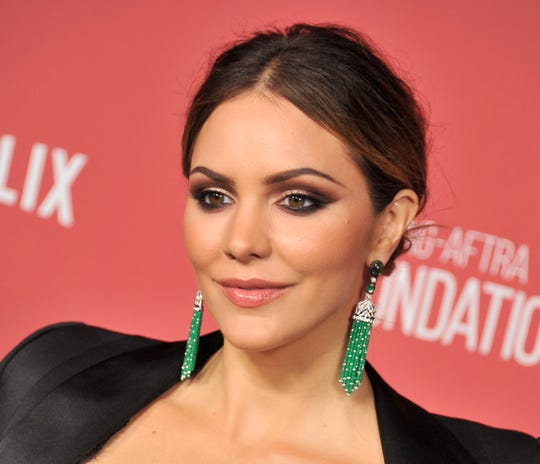 Katharine McPhee Shares Epic Throwback Picture With