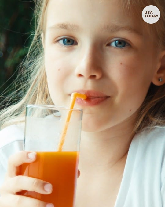 Fruit juices, for kids and adults, may include lead and other metals, study finds
