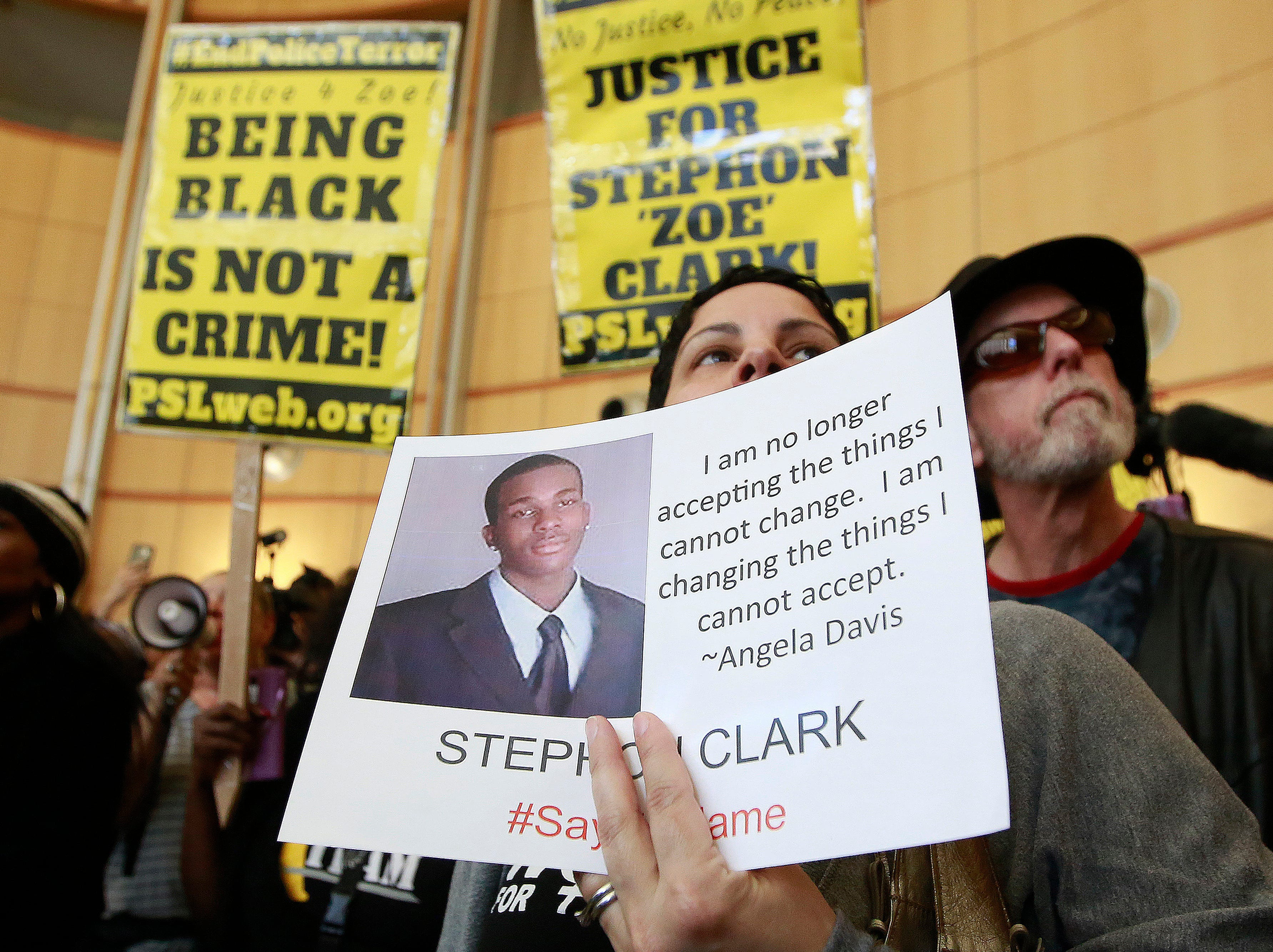 Family of Stephon Clark files $20M lawsuit against Sacramento police in shooting death