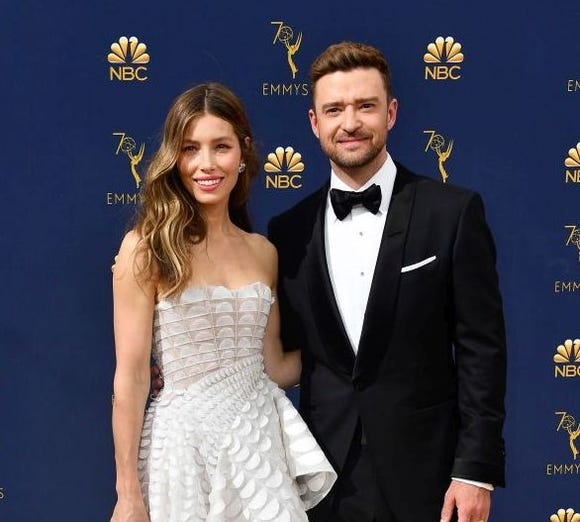 Jessica Biel snoozed while on a birthday date with Justin Timberlake.