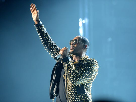 Singer R. Kelly performs onstage during the 2013 BET Awards at Nokia Theatre L.A. Live on June 30, 2013 in Los Angeles.