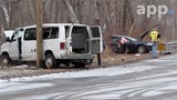 RAW VIDEO: Multiple injuries are reported in a crash on South Hope Chapel Road in Jackson Township Friday afternoon.