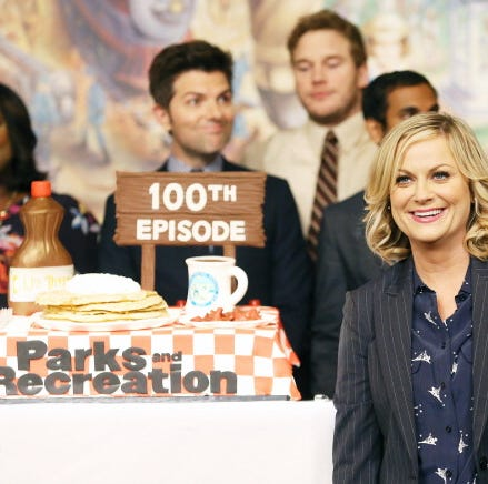 Joe Biden entering 2020 presidential race means three candidates have been on Parks and Rec