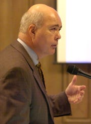 Former Asheville Police Chief Bill Hogan served the city from 2004-2011.
