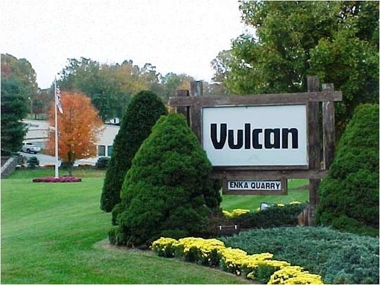 Vulcan's Enka quarry opened in the 1960s and could last another 50-100 years.
