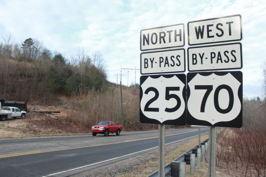 NCDOT's Strategic Transportation Improvement Plan for 2020-2029 includes a $34/7 million project to widen U.S. 25-70 from Madison High School to Madison Middle School.