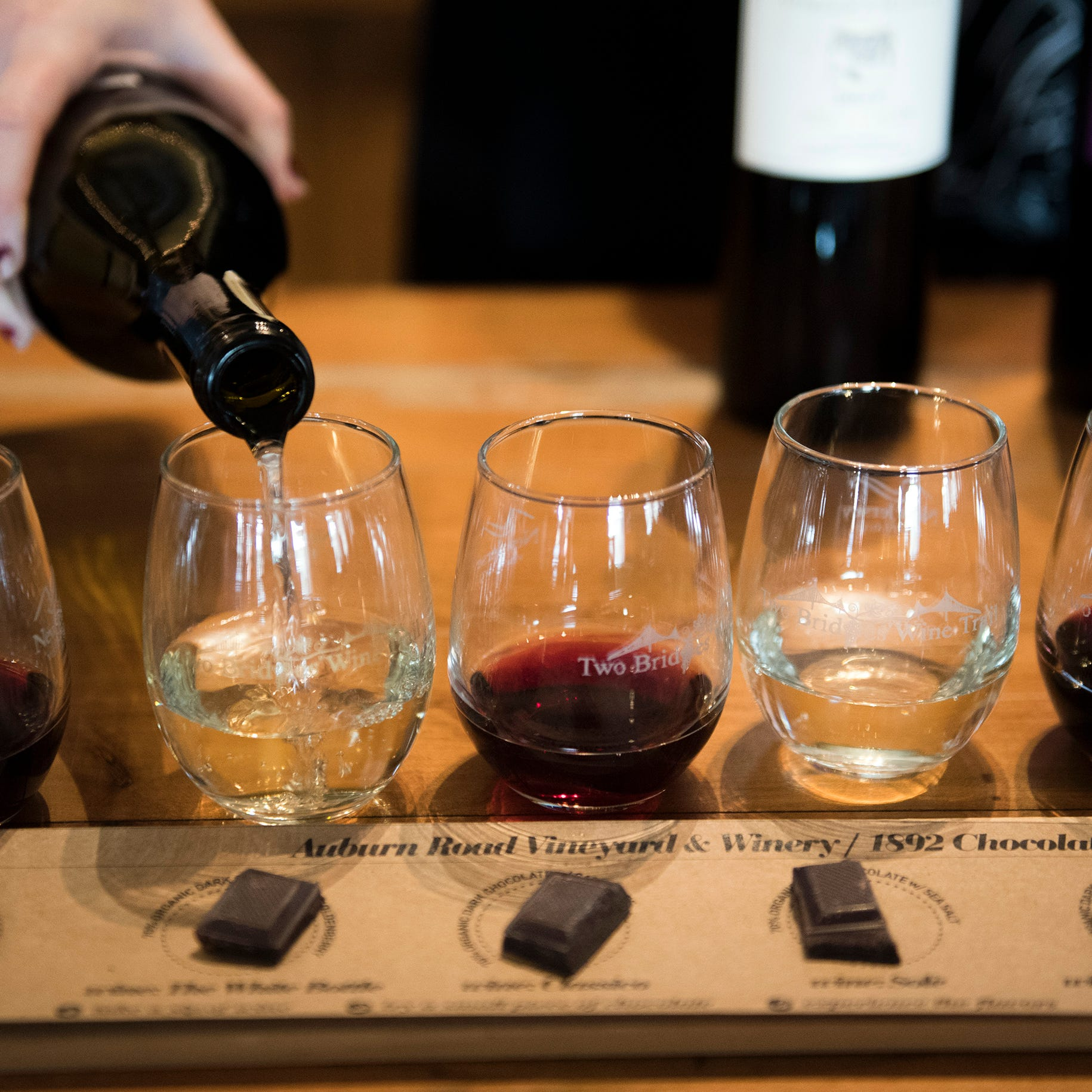 Chocolate and wine: Perfect together at New Jersey wineries