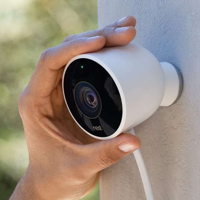 A home security camera has become an essential part of protecting homeowners' property.