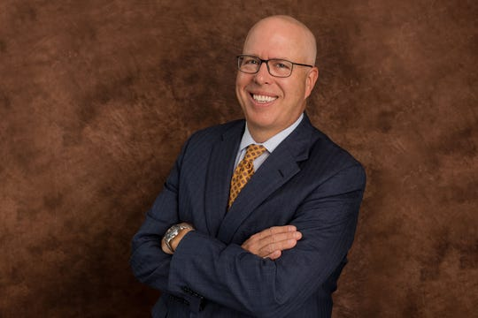 Lawyer Todd McMurtry