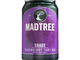 MadTree Brewingis rolling out redesigned cans beginning in early March. Pictured is a Shade can.