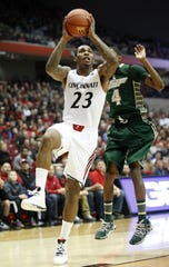Sean Kilpatrick is UC's second all-time leading scorer behind Hall of Famer Oscar Robertson