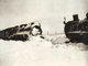 From 1937: A blizzard brought so much snow near New Hampton that it stopped trains from running for a short period of time.