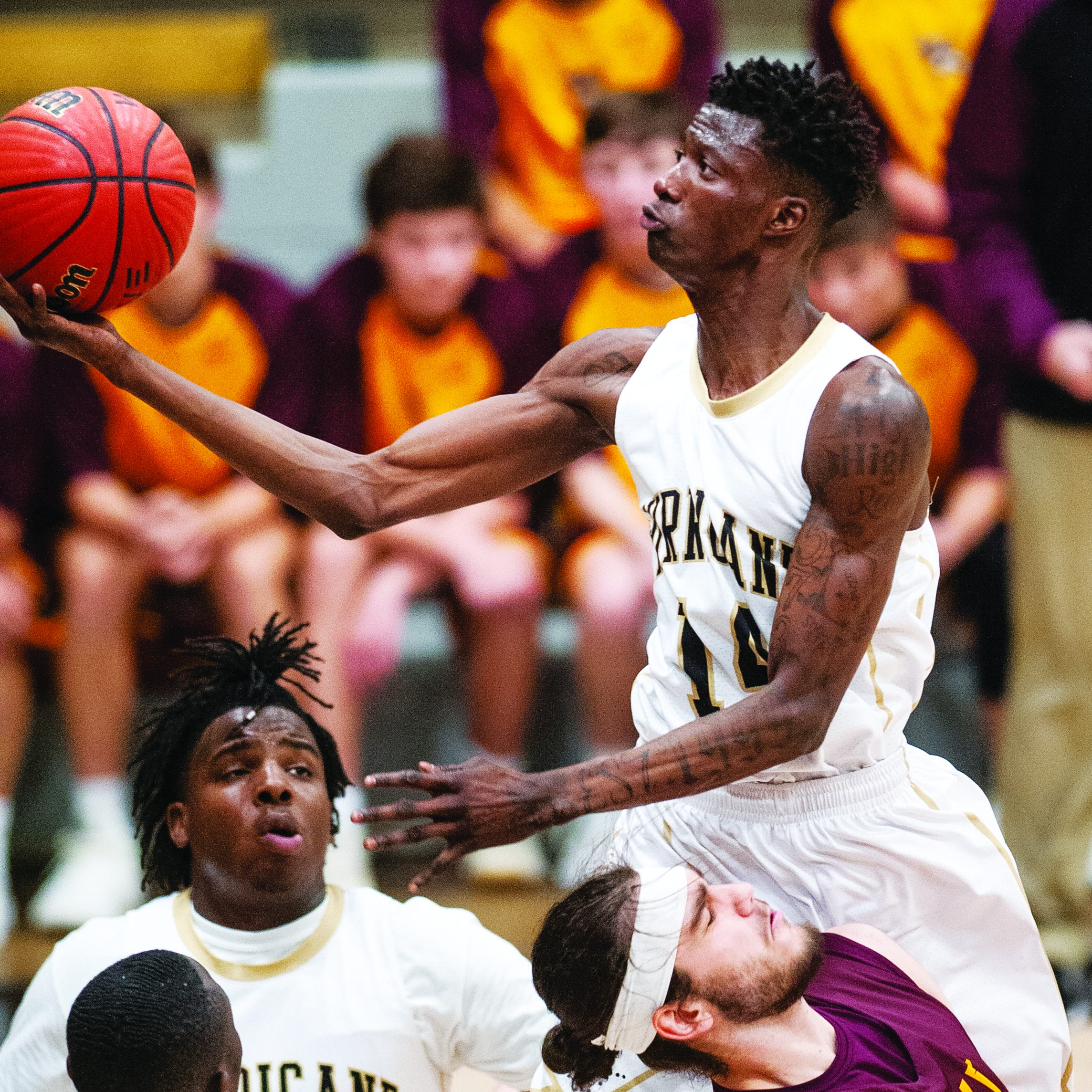 How a hospital phone call changed everything for Iowa State signee Marcedus Leech
