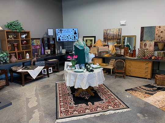 Styled by Goodwill an experimental concept by Goodwill of Central Iowa to sell curated items. The grand opening is Saturday, Feb. 2.