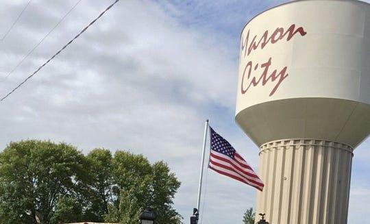 Mason City, Iowa.