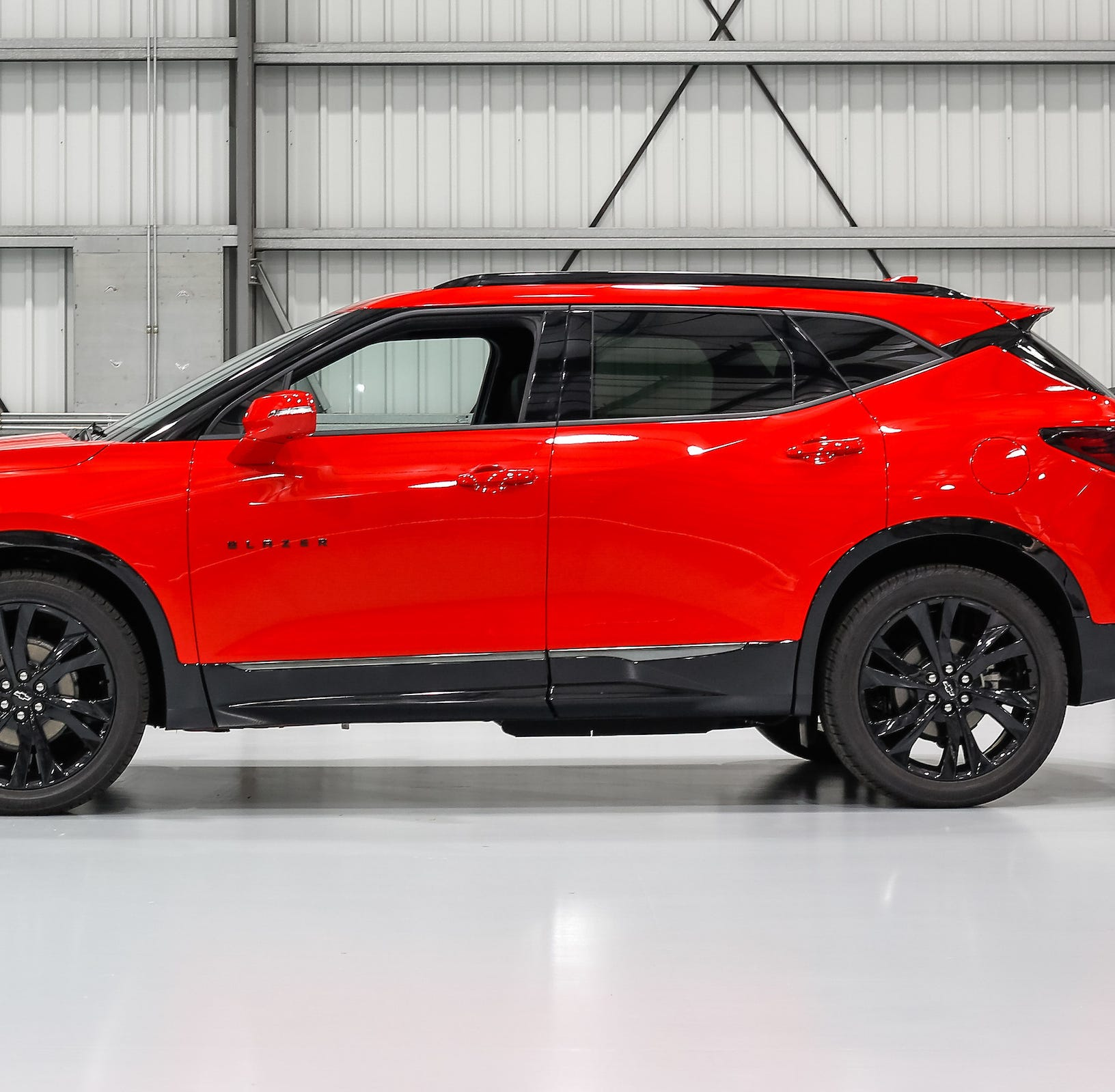 2019 Chevy Blazer is here — and nothing like what you remember