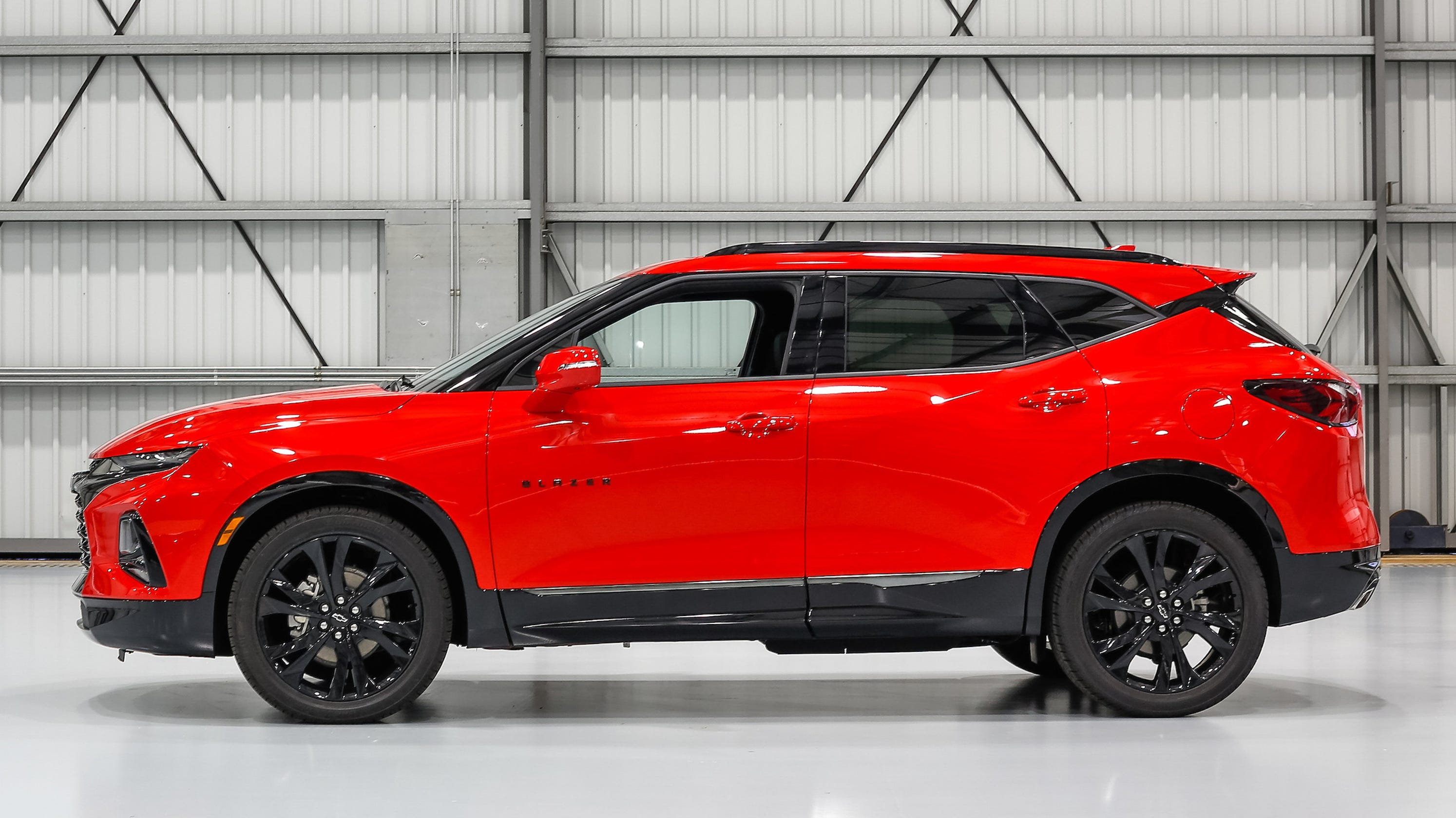 2019 Chevy Blazer Wins With Style Handling Features