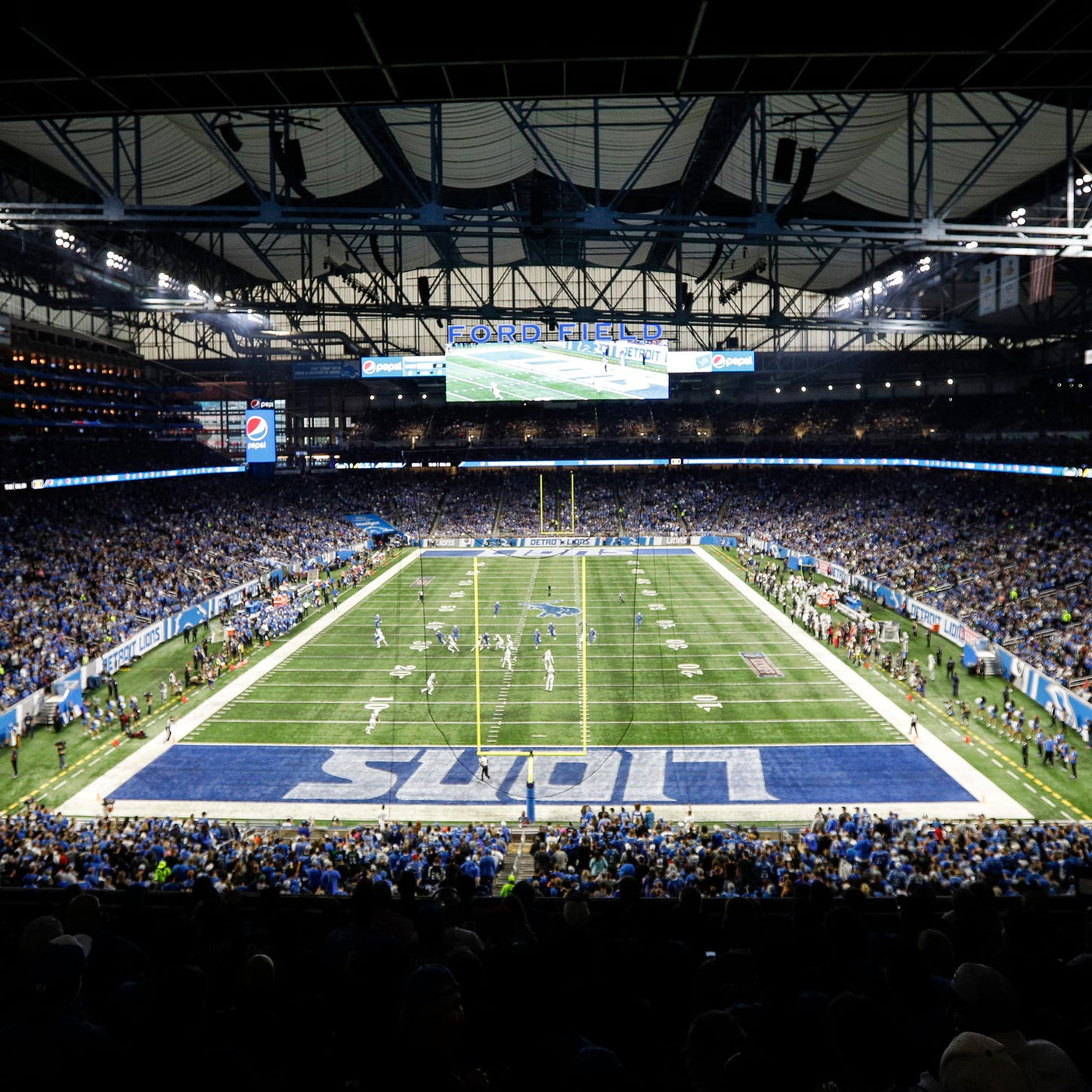 Detroit Lions 2019 schedule promises brutal start, but easier finish
