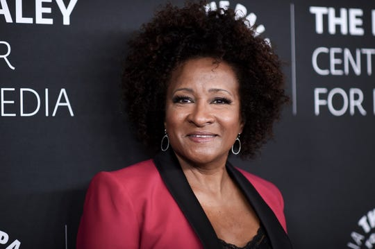 Wanda Sykes says her Oh Well Tour is about humor, not politics.