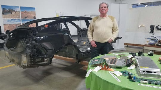 Sandy Munro of Munro & Associates tore apart a Tesla Model 3 to see how it was built.