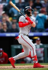With spring training set to begin this month, outfielder Bryce Harper remains unsigned.