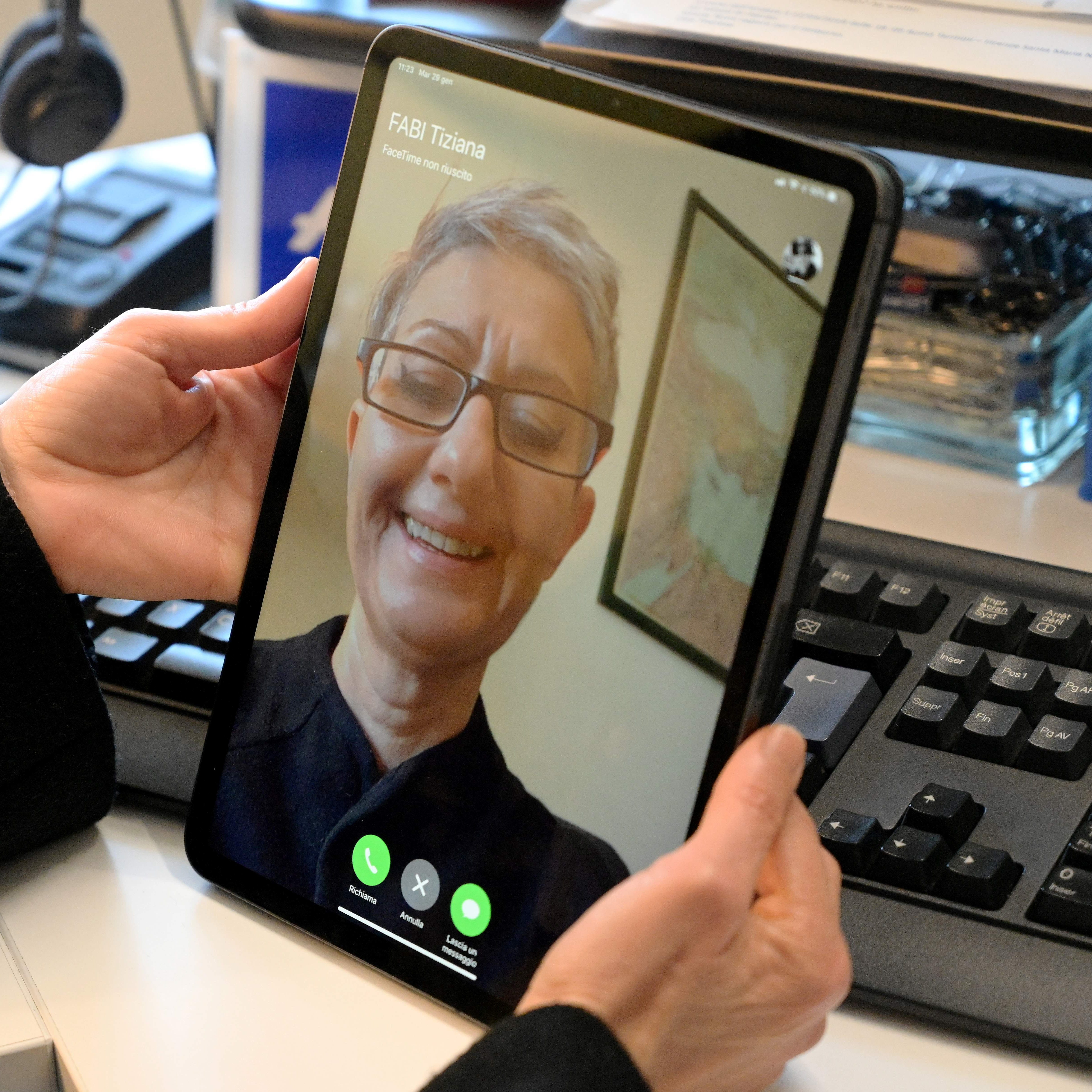 Fix coming for Apple's FaceTime