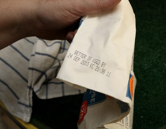 Expiration dates are important to look at.