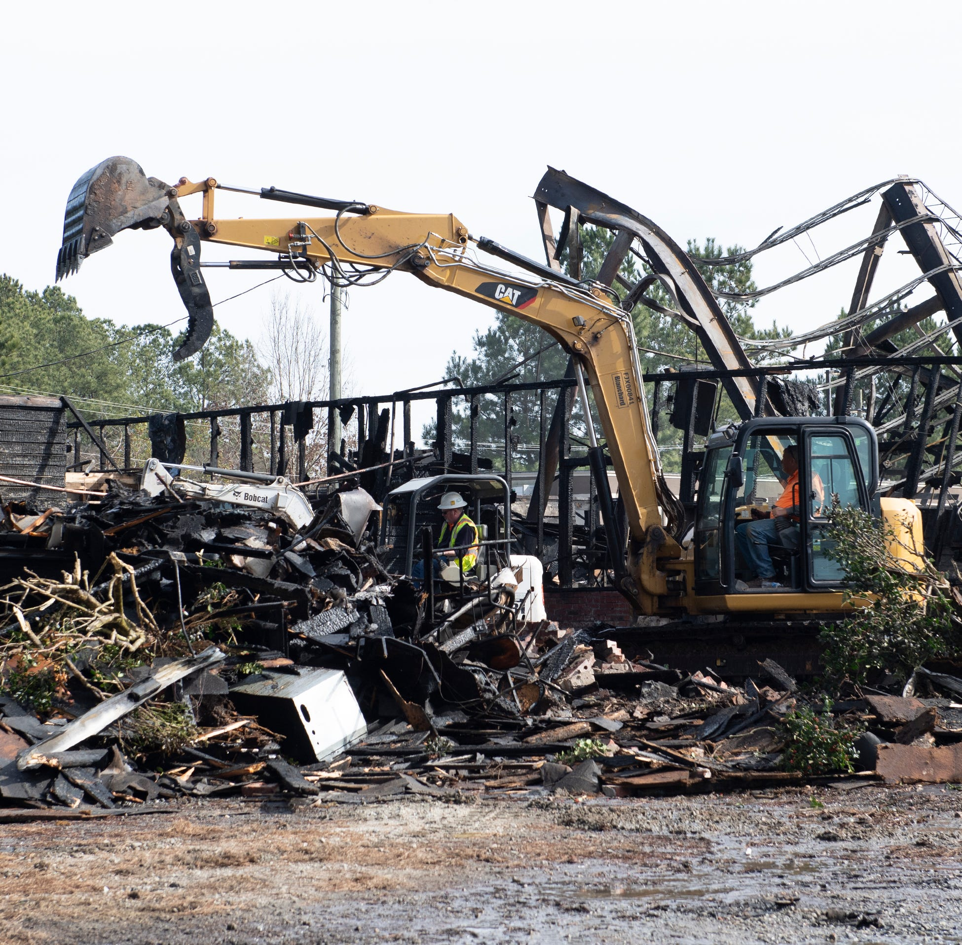 Cause of the fire at Clemson's Y Barn was likely electrical. It left $780,000 in damages