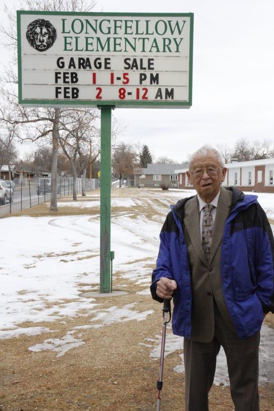 Tug Ikeda taught sixth grade at Longfellow Elementary 60 years ago.