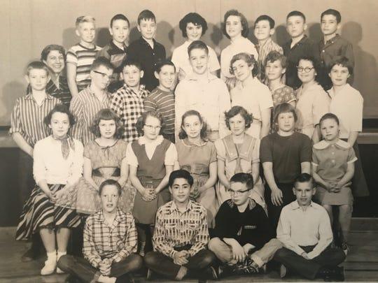 Longfellow Elementary Class of 1959