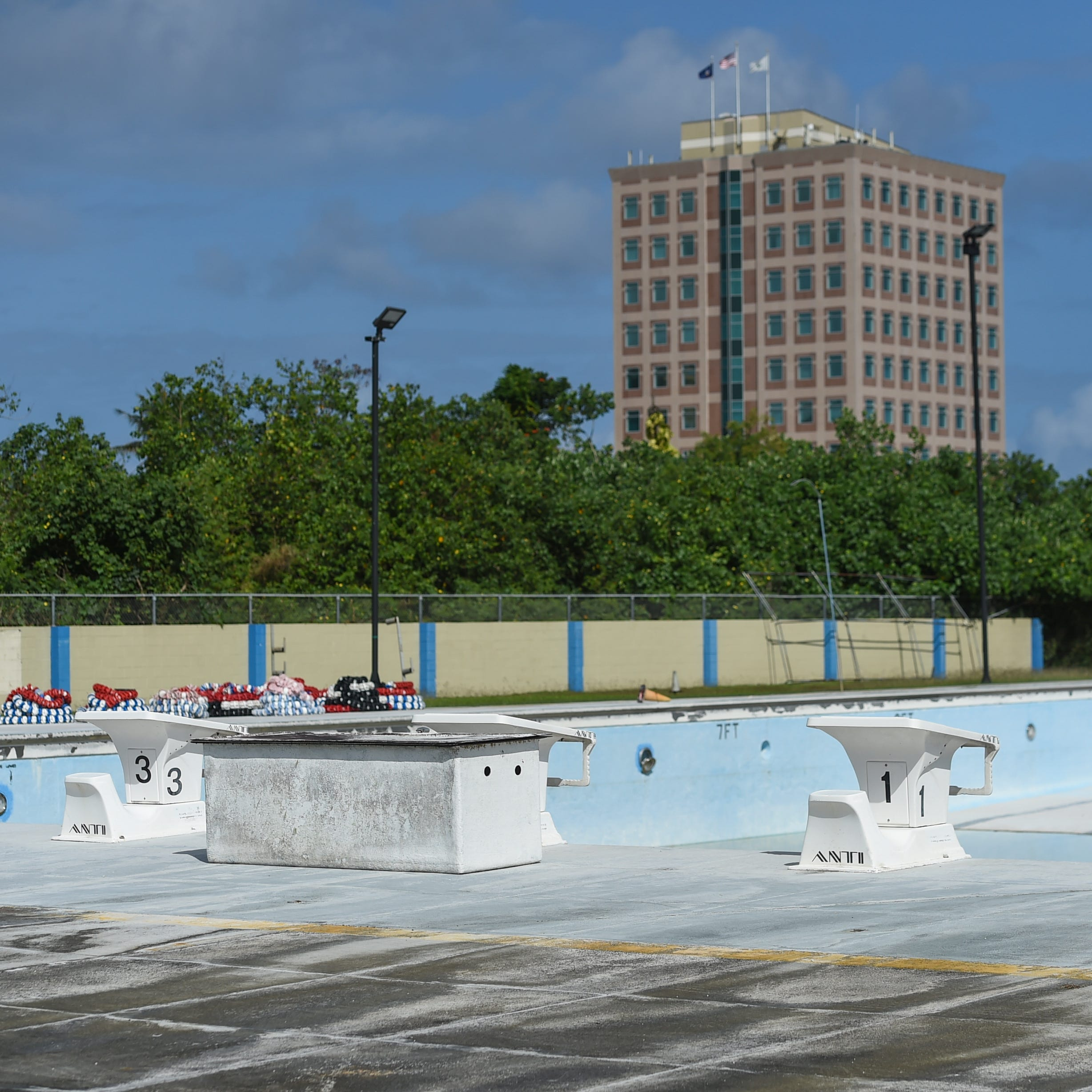 Pool closure affects local swimmers