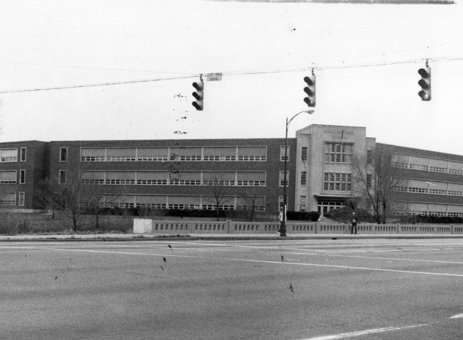 Manual High School in 1980.