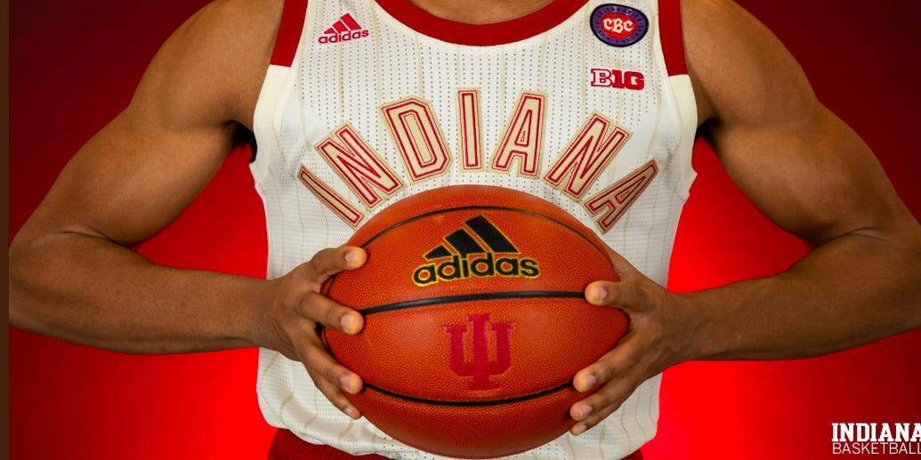 IU basketball to wear special adidas jerseys for Black History Month
