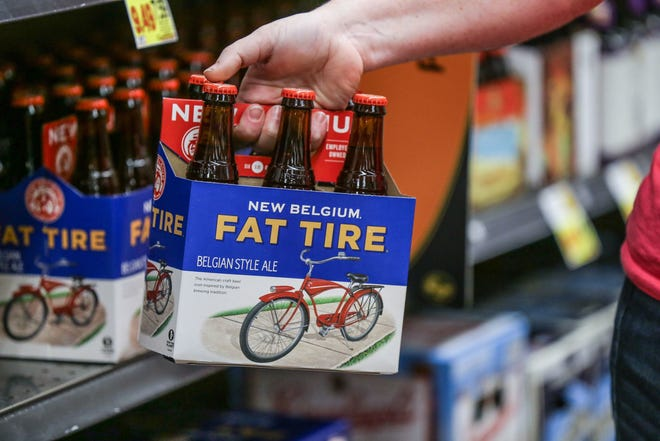 If you want to pick up a six-pack of Fat Tire on Sunday in Clarksville, you'll still have to wait until noon.
