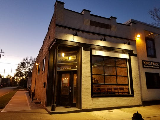 Creative beers and great food by chef Erin Kem make Cannon Ball Brewing Co. a good romantic restaurant choice for beer lovers in Indianapolis.