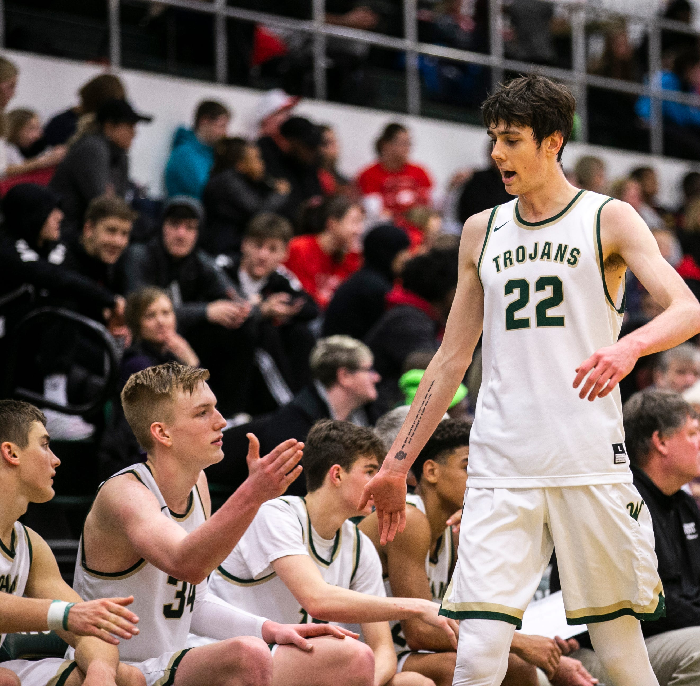 Iowa City West ties boys basketball record with ninth straight state tournament appearance